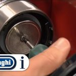 How to Clean the Coffee Outlet of Your De'Longhi Pump Espresso Coffee  Machine - YouTube