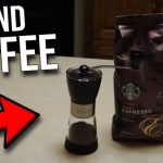 grinding coffee beans at home – Best Coffee Cafe
