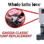 How To Replace the Pump on a Gaggia Classic Espresso Machine - YouTube