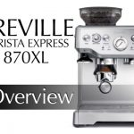 How To Use The Breville Bes870xl Barista Express Espresso Machine Youtube –  Cute766