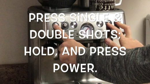 How To: Clean Breville Espresso Machine! [Clean Me] EASY & FAST! - YouTube
