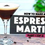 How To Make An Espresso Martini Without A Coffee Machine | PART 1 | Steve  the Barman - YouTube
