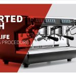 How to clean Appia Life standard coffee machine - YouTube