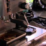 The Kitchen Barista: Cleaning the espresso machine - YouTube