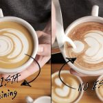 Latte Art Training - Can you practice Latte Art without espresso? -  Insiders Coffee