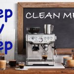 Breville Clean Me - Step by Step Instructions - YouTube
