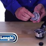 De'Longhi Pump Espresso Machines: Cleaning the Filter Baskets - YouTube