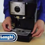 De'Longhi EC155: Unboxing and Setting Up the Machine - YouTube