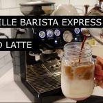 MAKING AN ICED LATTE | Breville Barista Express - YouTube