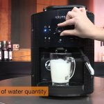 KRUPS: How to make white cups with EA81xx - YouTube