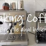 How to make coffee   Breville Dual Boiler coffee machine   At home - YouTube