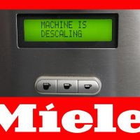 How to Descale Miele Whole Bean Coffee System CVA 4070 and CVA 4075 by RIA  Appliance