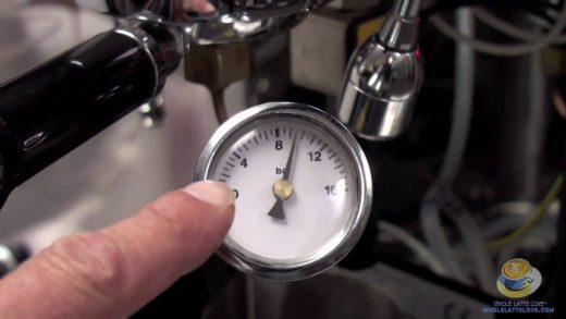 How to Adjust the Brew Pressure on an Expobar espresso machine - YouTube