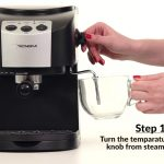 Purging (flushing) your espresso coffee maker. - YouTube