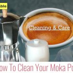 How To Clean Your Moka Pot / Stovetop Espresso Maker - Cleaning & Care  Tutorial / Coffee - YouTube