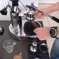 Learn to use a La Pavoni, step by step – Coffee Geek
