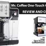 Mr. Coffee One-Touch CoffeeHouse Review + Comaparison with Cafe Barista |  101Coffeemachines.Info