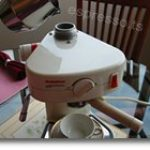 A basic manual to the Steam powered espresso maker
