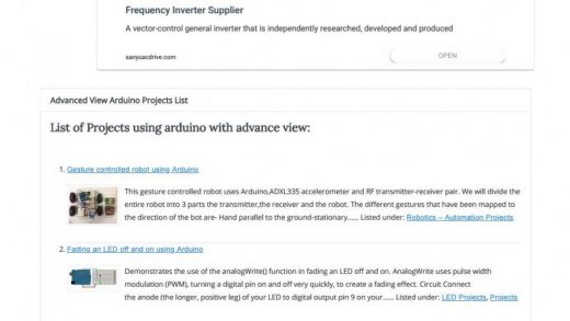 Advanced View Arduino Projects List -Use Arduino for Projects 2 by  wisenaeem - issuu