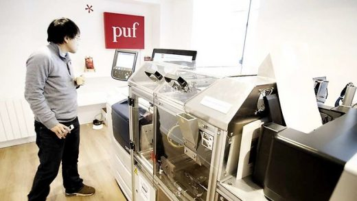 Paris Bookstore Replaces Its Stock of Books With an Espresso Book Machine    The Digital Reader