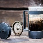 Brewing The Perfect French Press Coffee. - Dark Roast