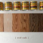 How Six Different Stains Look on Five Popular Types of Wood | Minwax Blog