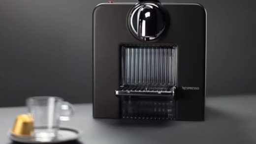 Nespresso Le Cube: How To - Cup Size Programming - YouTube