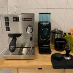 Rancilio Silvia V6 and Rocky Grinder - Show Off Your Setup - Coffee Forums  UK
