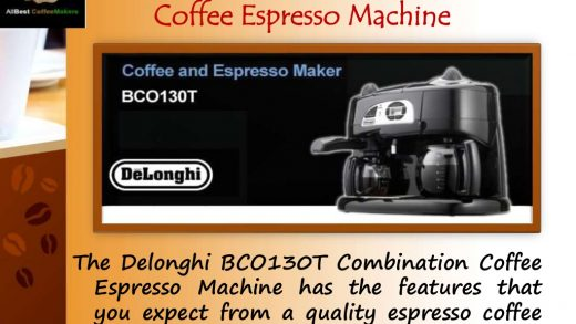 Delonghi espresso machines for just $300 at allbestcoffeemakers