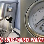 Solis Barista Perfetta Plus Test and Review: a homebarista starter kit    101Coffeemachines.Info