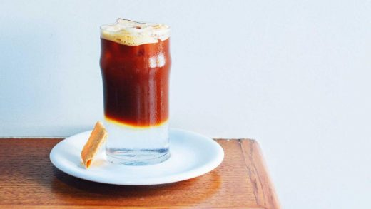 Meet the Espresso Tonic, Iced Coffee's Bubbly New Cousin - Eater