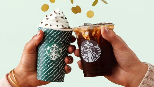 Starbucks Is Throwing Pop-Up Parties with Free Drinks to Celebrate the  Season