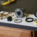Gaggia Classic Disassembly and Cleaning | [protofusion]
