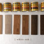 How Six Different Stains Look on Five Popular Types of Wood   Minwax Blog