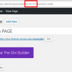 How to Find Your WordPress Page ID and Post ID (And What You Can Do With  Them) | Elegant Themes Blog