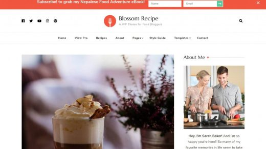 The 15+ Best WordPress Recipe Themes to Create a Food Blog