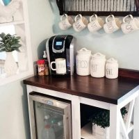 Coffee Station Kitchen: How you can Design Your Own Home Coffee Bar