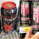 Ranking The 10 Energy Drinks With The Most Caffeine (& How Much They Have  In Them)