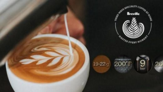 The Fundamentals of Home Espresso Powered by Breville – Elham Events