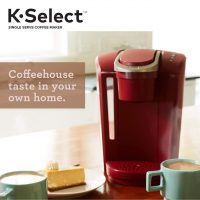 Keurig K-Selects Single-Serve K-Cup Pod Coffee Maker Red Kitchen & Dining  Coffee, Tea & Espresso swl13562.nl