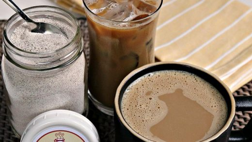 Vanilla Latte: Make it Hot or Iced, Just Like Your Favorite Coffee Shop |  Be Your Own Barista