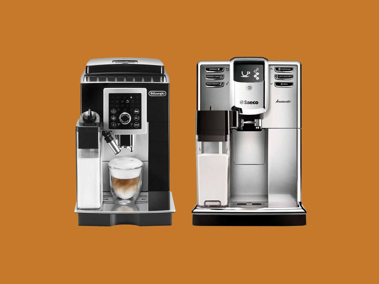 Best Super Automatic Espresso Machines Under 00 - 2021 Reviews Top  Automatic Coffee Machines - IH catering