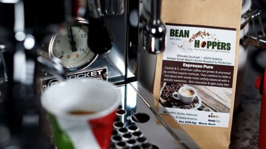Bean Hoppers: Two Exciting Takes on Dark Espresso Blends | Beans and Burrs