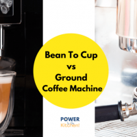 Bean To Cup vs Ground - Power To The Kitchen