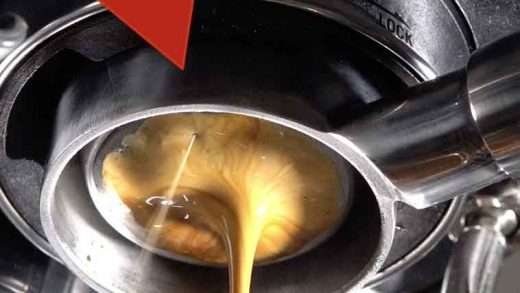 54mm Bottomless Portafilter for Breville   LifeStyle Lab