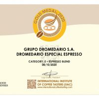 Session Italy 08/10/2020 – Gold Medals – International Coffee Tasting