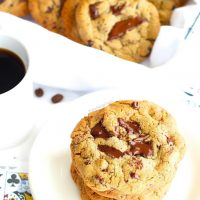 Chewy Chocolate Chip Hazelnut Cookie – You Are Not So Smart