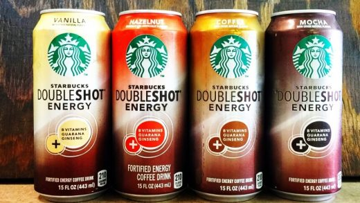 How Much Caffeine in Starbuck's Doubleshot? - Our Guide to Caffeine Content
