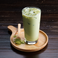 How to Make a Green Tea Latte at Home (Hot or Iced) | Be Your Own Barista