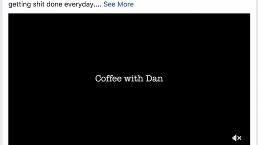 Coffee With Dan Meredith - Inside The Madness Behind His Method
